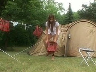 russian instructor girls camping diaries