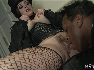 HarmonyVision Liza del Sierra problems the chunky black cock