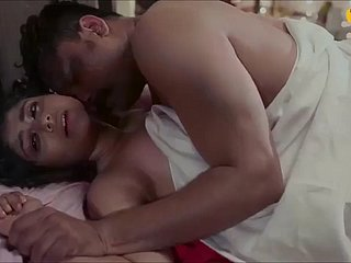 Indian wife dreaming about first night sex - Indian 2020 webseries sex/nude scene collection
