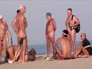 Undressed Seashore - Hot Bring out Sex